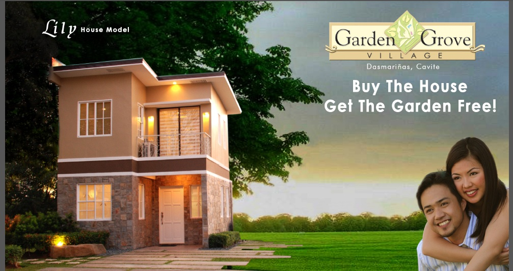 House And Lot For Sale U2013 Lily At Garden Grove, Dasma, Cavite, Philippine  Real Property